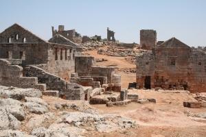 Romano-Byzantine Dead City at Serjilla