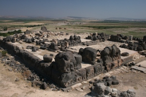 The Neo-Hittite Temple at Ain Dara and the Afin Valley.