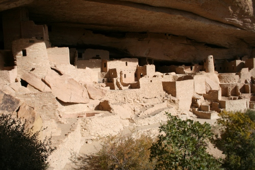 Cliff Dwelling, Mesa Verde, Colorado