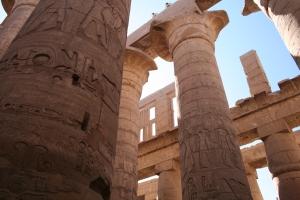 Temple at Karnak